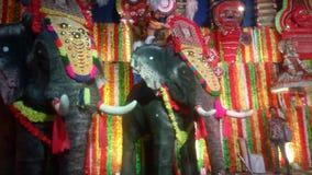 Durga Puja stock foto's