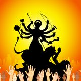 Durga Puja Royalty Free Stock Photography