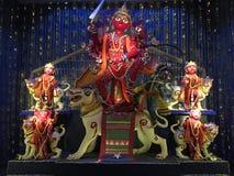 Durga Puja Lizenzfreie Stockfotos