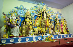 Durga Puja Photo stock