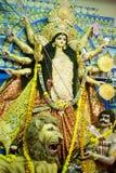 Durga Puja Arkivbilder