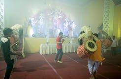 Durga Puja Στοκ Εικόνες
