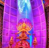 Durga puja, festival, kolkata som är bengali royaltyfria foton