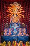 Durga Puja idol Stock Photo