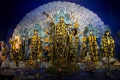 Durga Puja  Idols , Kolkata, Stock Image