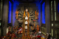 Durga Puja -2015, Kolkata, западная Бенгалия Стоковая Фотография RF