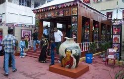 Durga puja Stock Photos