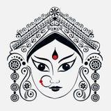 Durga, Saraswati, Lakshmi. Stock Photography