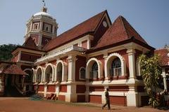 durga shanta寺庙 图库摄影