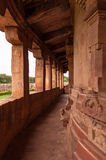 Durga temple at Aihole Stock Image