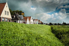 Durgerdam North-Holland province, The Netherlands Royalty Free Stock Photography
