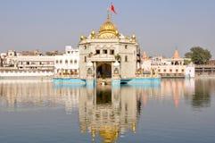 Durgiana Mandir, Amritsar (India) Fotografie Stock Libere da Diritti