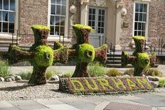 Durham Fotografía de archivo libre de regalías