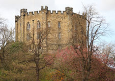 Durham Castle κρατά Στοκ Εικόνες