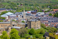 Durham Castle Royalty Free Stock Photography