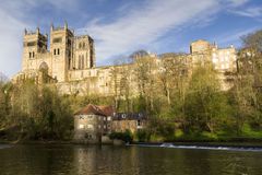 Durham Cathedral april Royalty Free Stock Photos