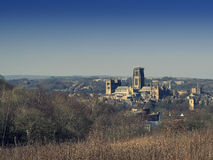 Durham Cathedral and Castle Stock Images
