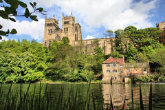 Free Durham Cathedral On The River  Stock Photo - 5442900