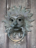 Durham Cathedral Sanctuary Knocker Stock Photography