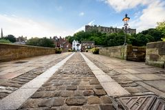 Durham city UK Royalty Free Stock Images