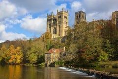 Durham domkyrka Royaltyfria Foton