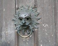 Durham drzwi Zdjęcia Royalty Free