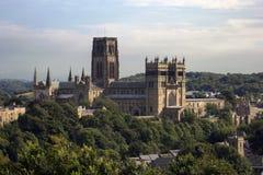 Durham katedra Obrazy Royalty Free