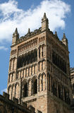 Durham-Kathedrale Lizenzfreies Stockfoto