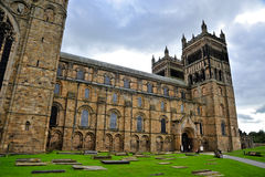 Durham-Kathedrale Stockbild