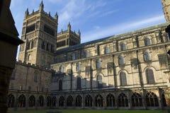 Durham-Kathedrale Stockfotografie