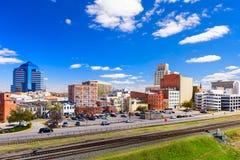 Durham la Caroline du Nord Photographie stock libre de droits