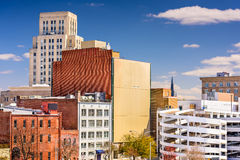 Durham, North Carolina Lizenzfreies Stockfoto