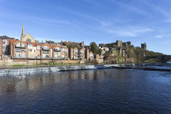 Durham Riverside Stock Photography