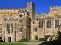Durham-Schloss Lizenzfreies Stockfoto