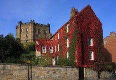 Durham-Schloss Lizenzfreie Stockfotografie