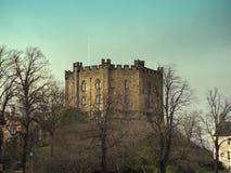 Durham-Schloss Lizenzfreie Stockfotos