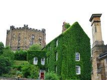 Durham starego miasta Zdjęcia Royalty Free
