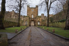 Durham UK Zdjęcie Stock