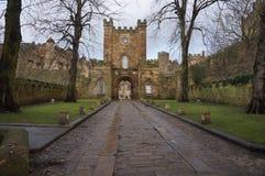 Durham UK Arkivfoto