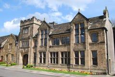 Durham Union Society. Debating Chamber of Durham Union Society, Palace Green, Durham royalty free stock image