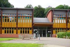 Durham uniwersytet, Zjednoczone Królestwo Zdjęcia Royalty Free