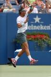 Duri de Rafael Nadal del campeón del Grand Slam de doce veces Imagenes de archivo