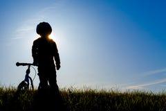 Duri i giorni pieni di sole Fotografie Stock Libere da Diritti