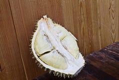 durian απομονωμένη καρπός φωτογραφία τροπική Στοκ Εικόνες