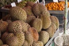durian απομονωμένη καρπός φωτογραφία τροπική Στοκ φωτογραφίες με δικαίωμα ελεύθερης χρήσης