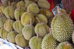 durian απομονωμένη καρπός φωτογραφία τροπική Στοκ εικόνες με δικαίωμα ελεύθερης χρήσης