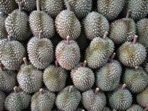 Durian король плодоовощ Стоковое Фото
