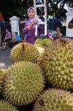 Durian Στοκ Εικόνες