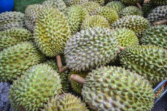 Durian foto de archivo