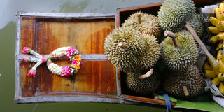 Durian Στοκ Εικόνα